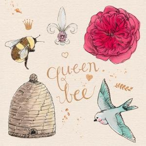 Queen Bee by Kerri Elliot
