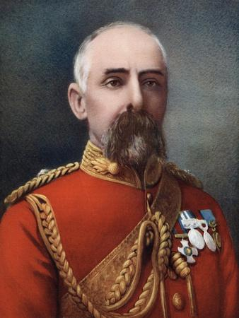 Colonel Henry Parke Airey, Commanding 1st Bushmen's Contingent, South African Field Force, 1902