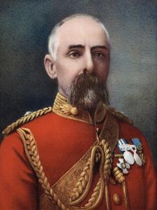 Colonel Henry Parke Airey, Commanding 1st Bushmen's Contingent, South African Field Force, 1902 by Kerry & Co