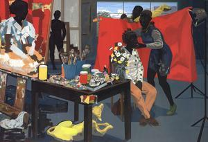 Mastry by Kerry James Marshall