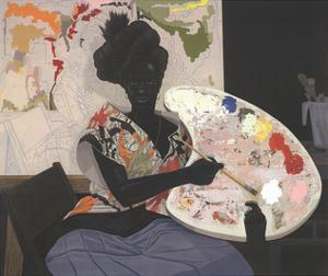 Untitled (2009) by Kerry James Marshall