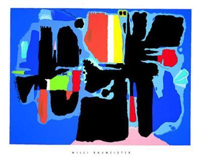 Kessaua Aru-Willi Baumeister-Art Print