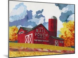 Mail Pouch Barn by Kestrel Michaud