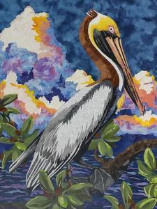 Pelican by Kestrel Michaud