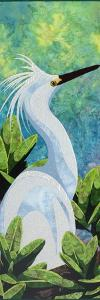 Snowy Egret by Kestrel Michaud