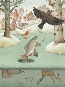 Fishing, 2003 by Kestutis Kasparavicius