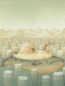Island, 2005 by Kestutis Kasparavicius