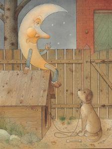 Moon, 2005 by Kestutis Kasparavicius