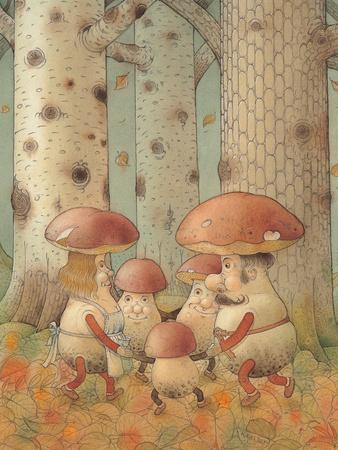 Mushrooms, 2005