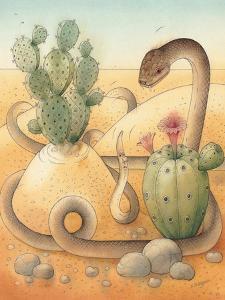 Snake, 2005 by Kestutis Kasparavicius