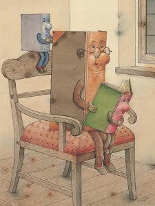 Three Books, 2003 by Kestutis Kasparavicius