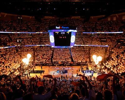 Oklahoma City Thunder v Memphis Grizzlies - Game Six, Memphis, TN - MAY 13