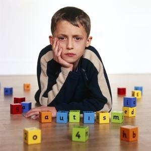 Autistic Boy by Kevin Curtis