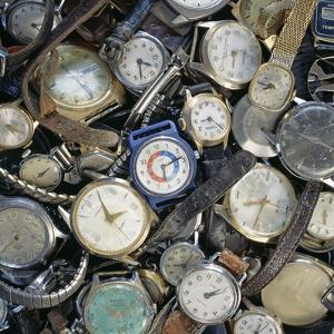 Broken Wrist-watches by Kevin Curtis