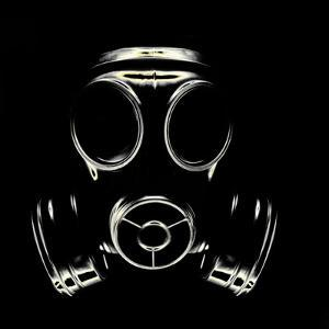 Gas Mask by Kevin Curtis