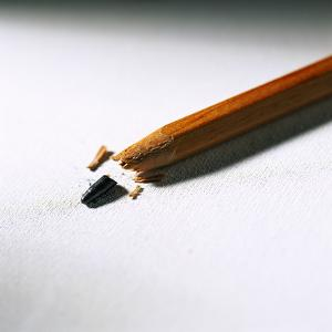 Pencil by Kevin Curtis