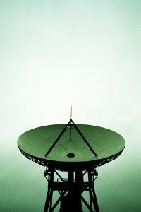 Satellite Dish by Kevin Curtis
