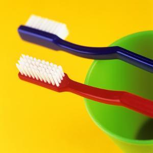 Toothbrushes by Kevin Curtis