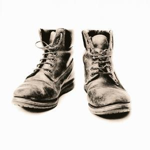 Worker's Boots by Kevin Curtis