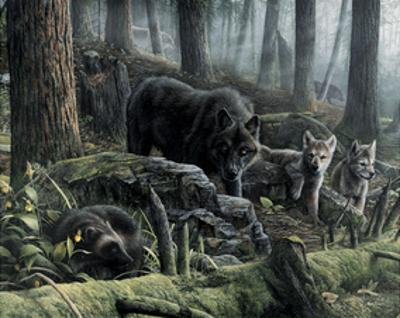 Wolves with Wolverine
