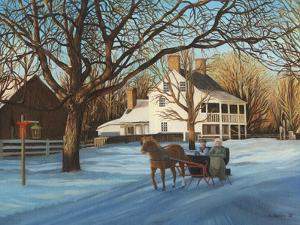 Memories of Christmas Past by Kevin Dodds