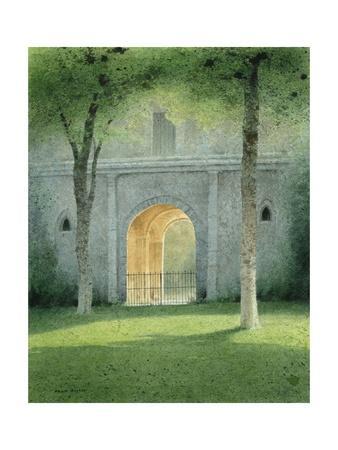 The Gate to the Gardens, Castello di Galeazza, 2008