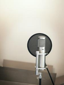 Audio Recording Microphone by Kevin Lange