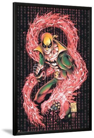 Iron Fist No.1 Cover: Iron Fist