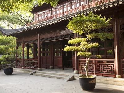 Pavilion Hall in Garden Complex