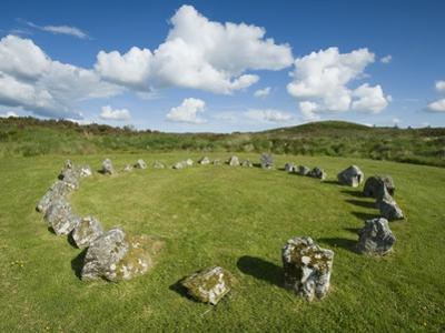 Beaghmore Stone Circle Complex by Kevin Schafer