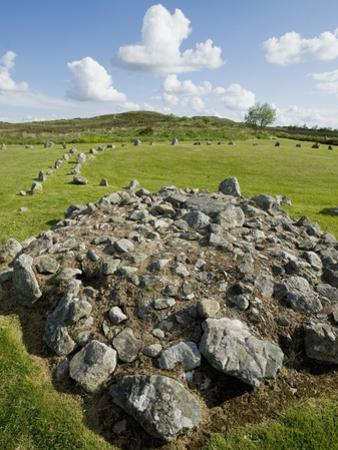Beaghmore Stone Circles by Kevin Schafer