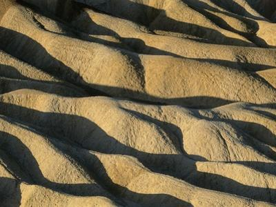 Rolling Desert Hills by Kevin Schafer