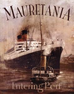 Mauretania by Kevin Walsh