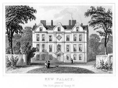 Kew Palace, Richmond Upon Thames, London--Giclee Print