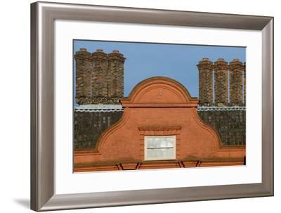 Kew Palace-Charles Bowman-Framed Photographic Print