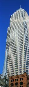 Key Tower on Public Square, Cleveland, Ohio, USA