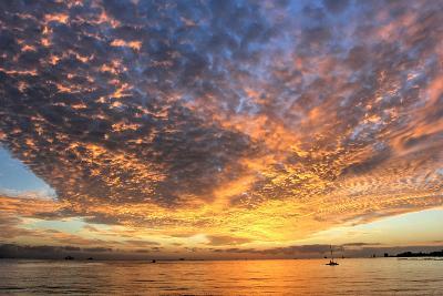 Key West Hobie Sunset-Robert Goldwitz-Photographic Print