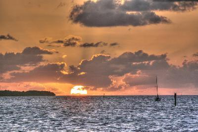 Key West Sunrise II-Robert Goldwitz-Photographic Print