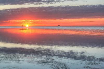 Key West Sunrise III-Robert Goldwitz-Photographic Print