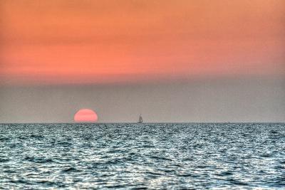 Key West Sunset X-Robert Goldwitz-Photographic Print