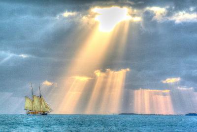 Key West Sunset XIII-Robert Goldwitz-Photographic Print