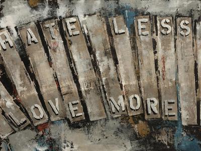 Key Words II-Sydney Edmunds-Giclee Print