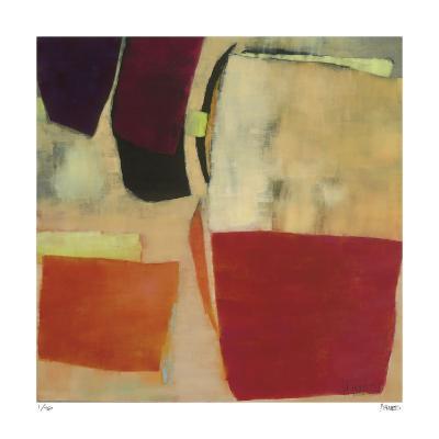 Keyhole and Clue 3-Katharine McGuinness-Giclee Print
