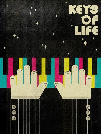 Keys of Life-Dale Edwin Murray-Giclee Print