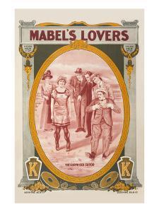 Mabel's Lovers by Keystone Film