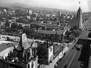 Hollywood Boulevard by Keystone