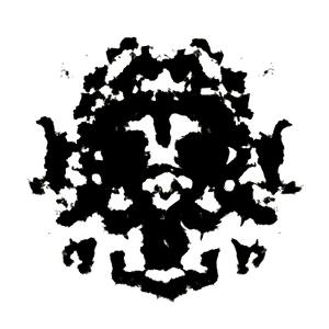 Rorschach Inkblot by kgtoh