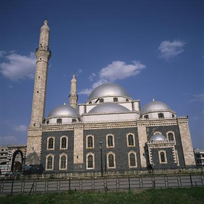 Khalid Ibn Al-Walid Mosque, Built in 1908, Homs, Syria, Middle East-Christopher Rennie-Photographic Print