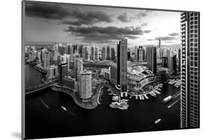 Dubai Marina by Khalid Jamal