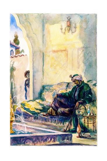 Khan Devlet Giray, 1949-Alexander Pavlovich Mogilevsky-Giclee Print